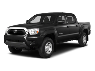 2015 Toyota Tacoma 2WD Double Cab LB V6 AT PreRunner (SE)