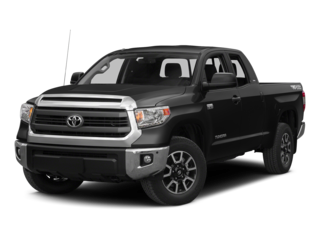 2015 Toyota Tundra 2WD Truck Double Cab 4.6L V8 6-Spd AT SR (Natl)
