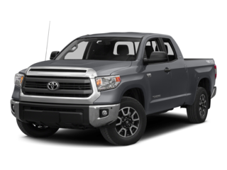 2015 Toyota Tundra 2WD Truck Double Cab 5.7L V8 6-Spd AT SR5 (SE)