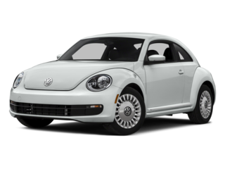 2015 Volkswagen Beetle Coupe 2dr Auto 1.8T Fleet Edition