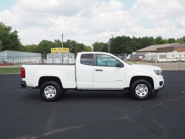 Used 2016 Chevrolet Colorado Work Truck with VIN 1GCHSBEA5G1250509 for sale in Saint Cloud, Minnesota