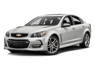 2016 Chevrolet SS 4dr Sdn