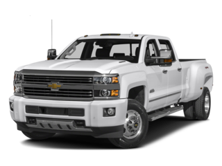 "2016 Chevrolet Silverado 3500HD 2WD Crew Cab 153.7"" High Country"