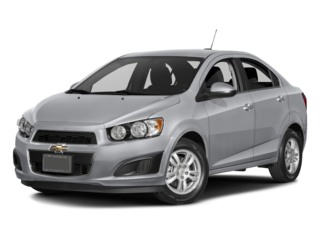 2016 Chevrolet Sonic 4dr Sdn Manual LS