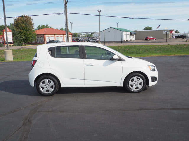 Used 2016 Chevrolet Sonic LS with VIN 1G1JA6SH8G4174675 for sale in Saint Cloud, Minnesota