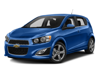2016 Chevrolet Sonic 5dr HB Auto RS