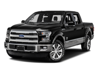 "2016 Ford F-150 4WD SuperCrew 157"" King Ranch"