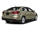 2016 Ford Focus 4dr Sdn S
