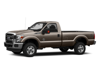 "2016 Ford Super Duty F-350 SRW 2WD Reg Cab 137"" XL"