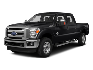 "2016 Ford Super Duty F-350 SRW 4WD Crew Cab 172"" Platinum"