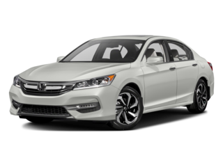 2016 Honda Accord Sedan 4dr V6 Auto EX-L PZEV