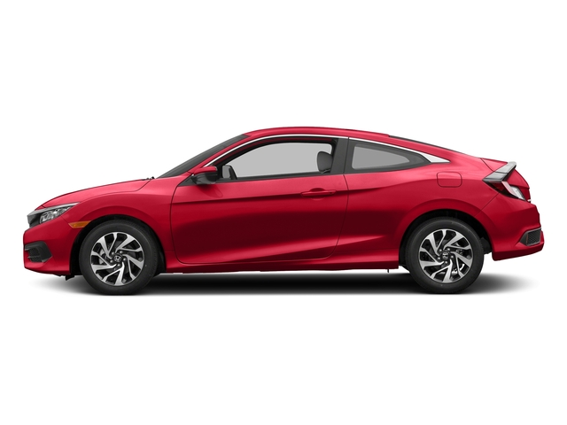 2016 Honda Civic Coupe 2dr Man LX
