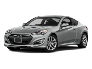 2016 Hyundai Genesis Coupe 2dr 3.8L Man Base w/Black Seats