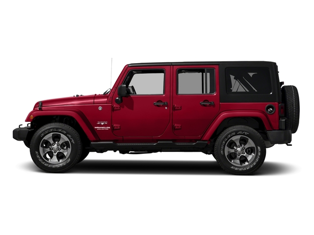 2016 Jeep Wrangler Unlimited 4WD 4dr Sahara