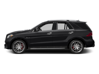 2016 Mercedes-Benz AMG GLE63 4MATIC 4dr AMG GLE63
