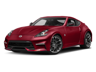 2016 Nissan 370Z 2dr Cpe Manual NISMO Tech