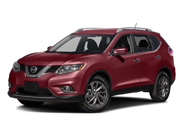 2016 Nissan Rogue FWD 4dr SL