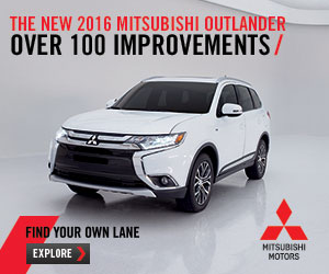 2016 Outlander - improvements