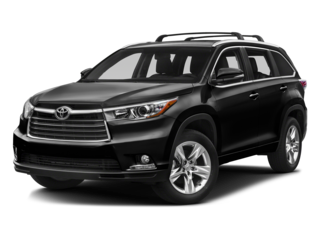 2016 Toyota Highlander AWD 4dr V6 Limited Platinum (Natl)