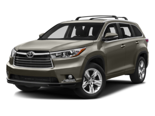 2016 Toyota Highlander FWD 4dr V6 Limited (GS)