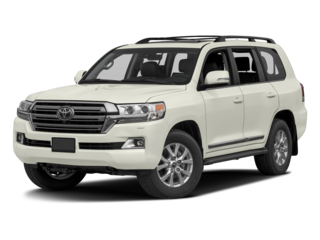 2016 Toyota Land Cruiser 4dr 4WD (GS)