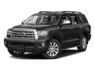 2016 Toyota Sequoia 4WD 5.7L Limited (GS)