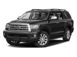 2016 Toyota Sequoia RWD 5.7L Limited (SE)