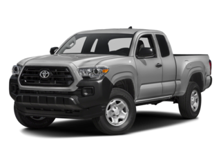 2016 Toyota Tacoma 2WD Double Cab I4 AT SR (GS)