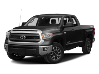 2016 Toyota Tundra 2WD Truck Double Cab 4.6L V8 6-Spd AT SR (Natl)