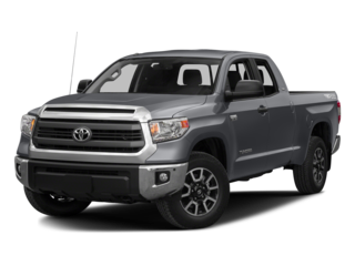 2016 Toyota Tundra 2WD Truck Double Cab 5.7L V8 6-Spd AT SR5 (SE)