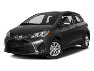 2016 Toyota Yaris 3dr Liftback Man L (Natl)