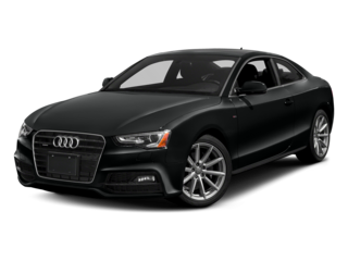 2017 Audi A5 Coupe 2.0 TFSI Sport Manual