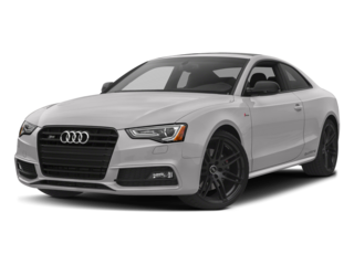 2017 Audi S5 Coupe 3.0 TFSI Manual