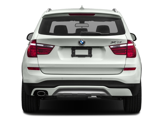2017 BMW X3 xDrive35i xDrive35i Sports Activity Vehicle
