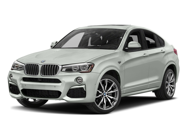 2017 BMW X4 M40i M40i Sports Activity Coupe