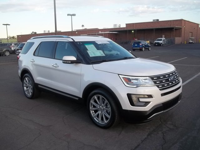 Used Cars Trucks And Suvs In Phoenix Sanderson Ford