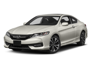 2017 Honda Accord Coupe EX Manual