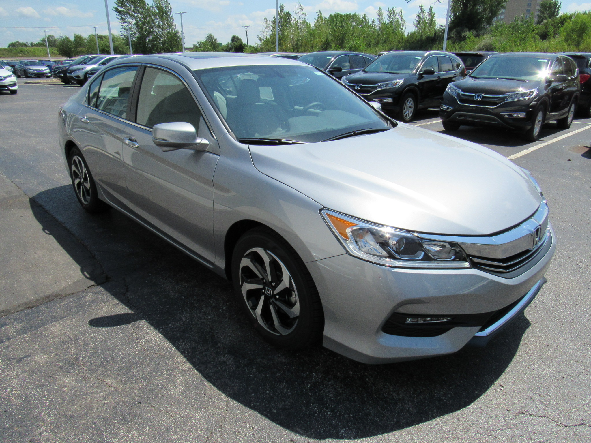 new 2017 honda accord sedan ex l cvt honda of tiffany