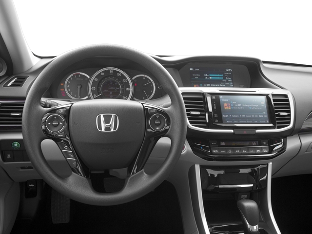 2017 Honda Accord Sedan EX CVT w/Honda Sensing