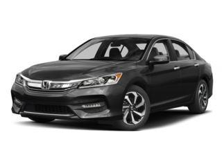 2017 Honda Accord Sedan EX Manual