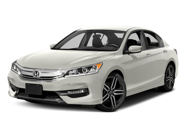 2017 Honda Accord Sedan Sport SE CVT
