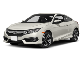 2017 Honda Civic Coupe EX-L CVT