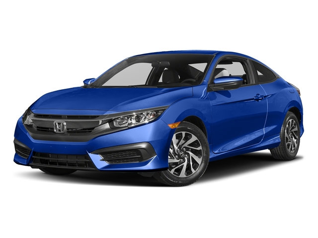 2017 Honda Civic Coupe LX Manual