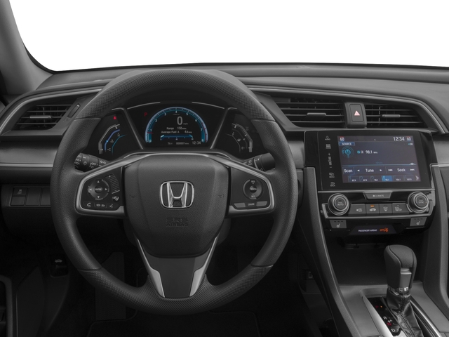 2017 Honda Civic Sedan 4dr CVT EX-T