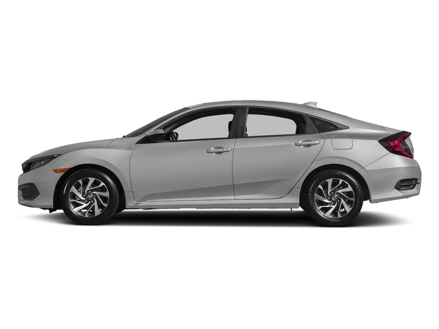 2017 Honda Civic Sedan 4dr CVT EX