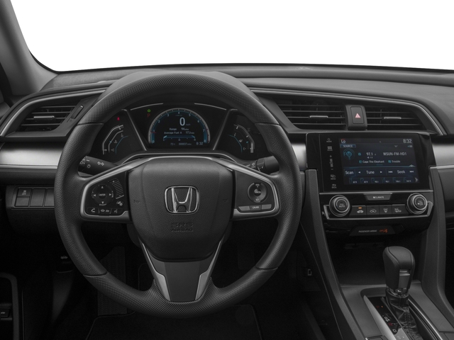 2017 Honda Civic Sedan EX CVT