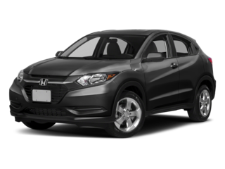 2017 Honda HR-V LX 2WD Manual