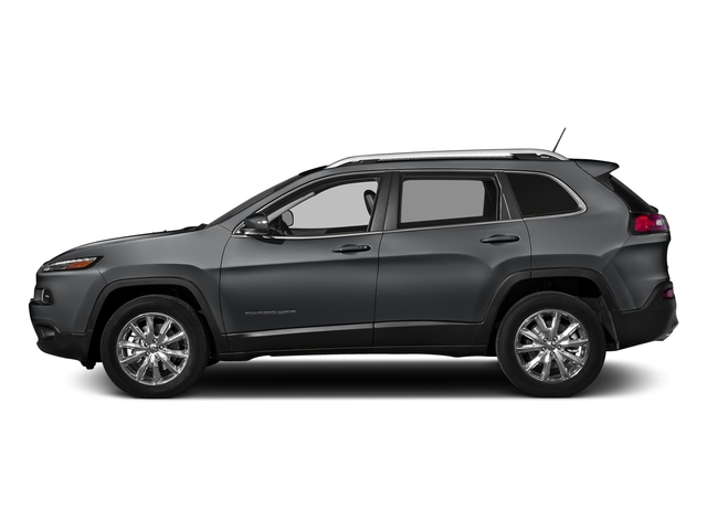 2017 Jeep Cherokee L Plus 4x4