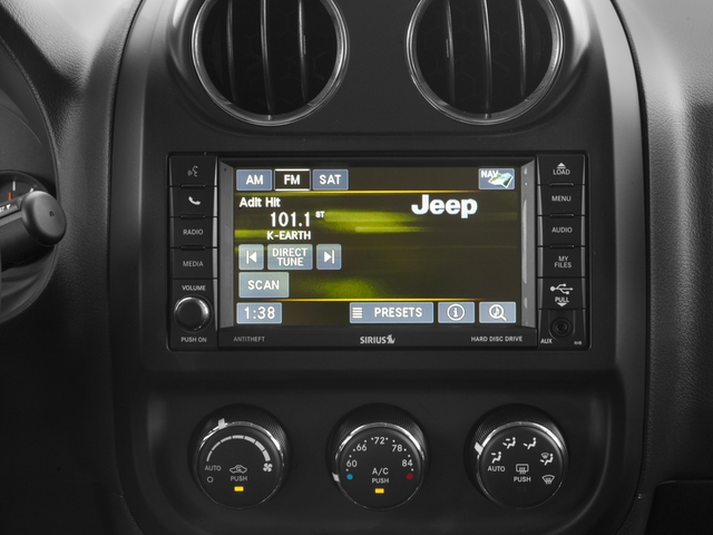 2017 Jeep Patriot Latitude FWD