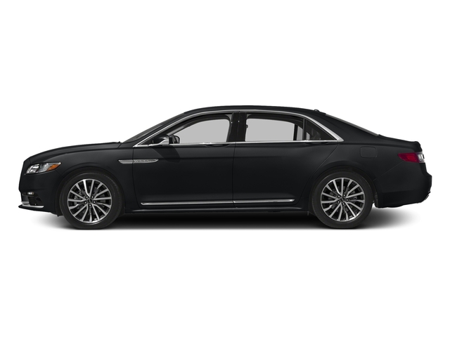 2017 Lincoln Continental Black Label AWD
